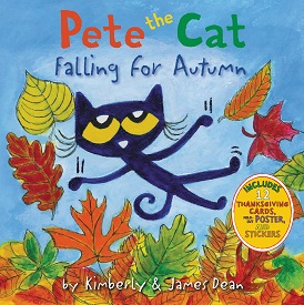 PETE THE CAT FALLING FOR AUTUMN